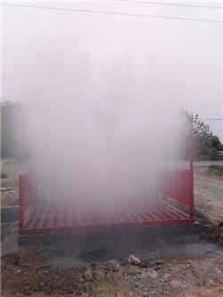 山东枣庄建筑工地洗车台(全自动清洗,无需人工调和作)-修建工地