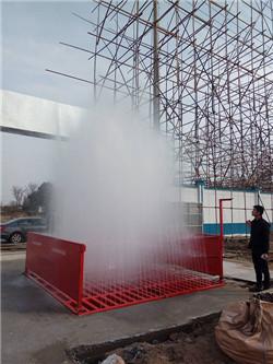 广西河池工程车洗轮机专业出产岳阳楼区