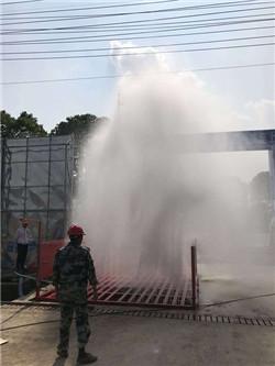 江西新余工地洗輪機修建工程洗車臺優異商家金水區
